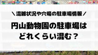 円山動物園駐車場