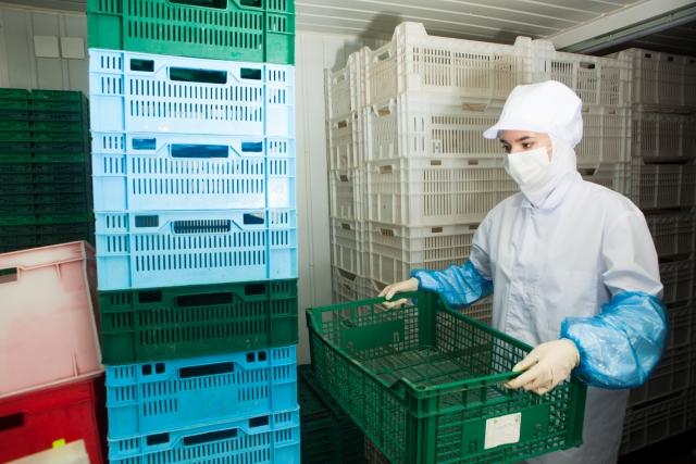 食品工場職員