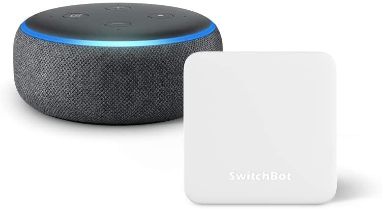 Echo Dotとスマートリモコンがセットで3,000円OFF